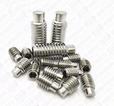 Stainless Steel Select M3 - M10 Grub Screws Allen Head Hex Socket Screws Bolts