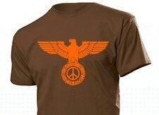 T-Shirt Imperial eagle with Peace sign Peace sign Gr S-XXL WH WK2