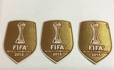 2015 FIFA Club World Cup Barcelona FC Patch Badge Football Soccer Badge Messi