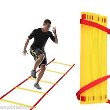 4M / 6M Agility Ladder Speed Training Ladder for Soccer Football with Carry Bag