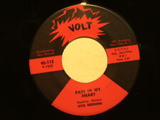 northern soul OTIS REDDING Pain In My Heart VOLT M- hear soundclip!