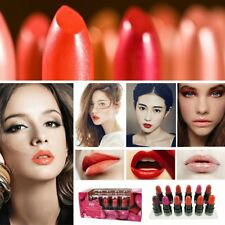 Hot Beauty Makeup Cosmetic Long Lasting Bright Moisture Lipstick Lip Gloss Rouge