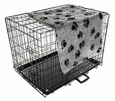Dog Cage With Vetbed Included Puppy Crate Small Medium Large Extra Large XXL
