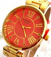 MILANO MC41361-2 Ladies Fashion Watch F Leather Band Water Resistant 1 ATM