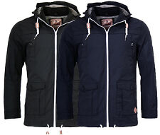 98-86 MEN'S JACKET PARKA TRANSITION JACKET HOODED JACKET SUMMER WATER-RESISTANT
