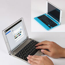 Luxury Portable Wireless Bluetooth Keyboard Stand Case Cover For iPad Mini 1 2 3