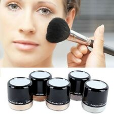 Whitening Smooth Skin Loose Face Powder Foundation Natural Concealer Bare Lady