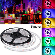 Wholesale 5m SMD5050 3528 300 LEDs Flexible LED Strip Light Waterproof 12V Power