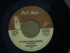 northern soul EUGENE MORGAN It's Your Voodoo Working M- HEAR SOUNDCLIPS!!