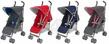 MACLAREN QUEST  STROLLER - VARIOUS COLORS NEWS 2016