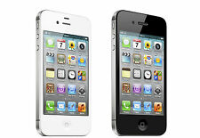 Apple iPhone 4S 16GB GSM Factory Unlocked Smartphone Black or White