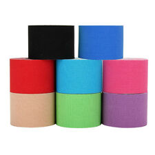 5cm*5m Rolls  Elastic Sports Tape Injury Muscle Physio Support
