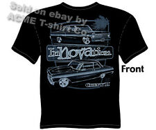 Nova T Shirts Chevy Shirt 1963 1964 1965 1966 1967 Chevy II Chevrolet Clothing