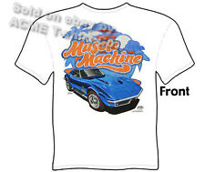 Corvette Shirts Chevy T Shirts Corvette Clothing Chevrolet Apparel 1968 1969 Tee