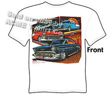 Chevy Shirt Chevrolet Clothing Classic Car Shirt 1955 1956 1957 55 56 57 Bel Air