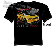 Mustang Shirts Ford T Shirt Mustang Apparel Automotive Shirts Like A 302 Boss