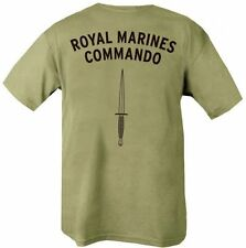 Kombat UK Royal Marines Commando T-Shirt