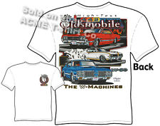 Oldsmobile T Shirt 66 67 68 69 70 71 Olds Tee 1968 1969 1970 Sz M L XL 2XL 3XL