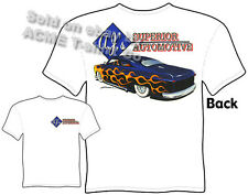 1949 1950 1951 Ford T Shirt 49 50 51 Custom Car Tee Chopped Leadsled Apparel