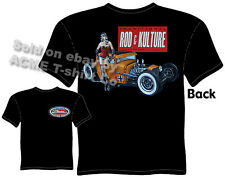 30 31 Ford T Shirt 1930 1931 Hot Rod Tee Pinup Clothing Vintage Rat Rod Coupe