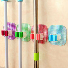 Mop and Broom Holder Wall Mounted Garden Tool Storage Tool Rack Storage BG
