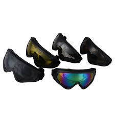 CS Airsoft Paintball Goggles Tactical Glasses Face Eye Protection Mask UV400
