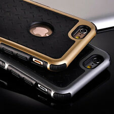 Luxury Bumper Silicone Gel Rubber Case Slim Cover for iPhone 5 5S SE 6 6S Plus