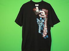 NWT Dale Earnhardt Jr. Extreme Speed ACDelco Men's Size L Large Black Shirt NEW