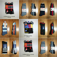 """Men's Casual Socks,Polo Ralph Lauren,Levi's,Tommy Hilfiger and more.Style """"CREW"""""""