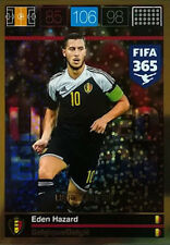 Panini Adrenalyn XL FIFA 365 Trading Card Limited Edition Eden Hazard