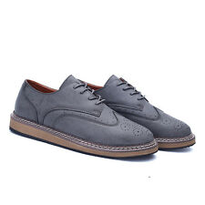 Outdoor Retro Men's Shoes Casual Shoes Board Shoes Flat Shoes Leather Shoes