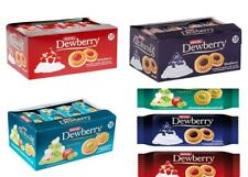 Jack 'n Jill Dewberry Sandwich Cookies with Cream and Strawberry Flavoured Jam