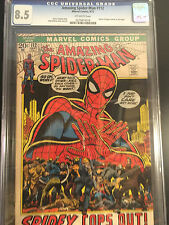 Amazing Spiderman #112 (9/1972) - CGC 8.5