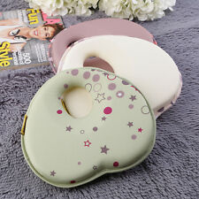 Newborn Baby Infant Anti-roll Support Positioner Head Soft Sleeping Pillow