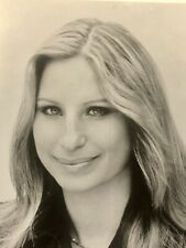 Barbra Streisand Signed Authentic Autographed 10x8 Photo,VERY RARE,