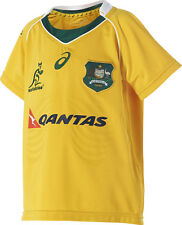 Wallabies 2016 Toddler's Rugby Jersey by Asics