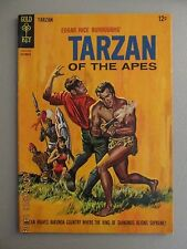 1964 GOLD KEY COMICS TARZAN OF THE APES #147 EDGAR RICE BURROUGHS VERY FINE 8.0