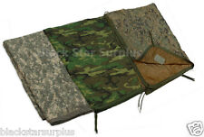 US Military Poncho Liner Woobie Blankets -Essential Outdoor Blanket