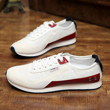 Men's Sports Shoes Casual Sneakers Breathable Outdoor Athletics Running Football