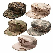 Camouflage Hat Army Military Cap Hunting Fishing Camo Patrol Cap