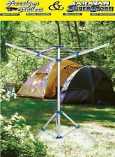 rotary clothes line clothesline Portable foldable camping caravan ACC177b
