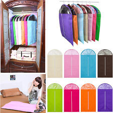 Useful Home Clothes Dress Coat Garment Suit Dustproof Protect Cover Storage Bag
