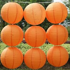 "10 pcs 4"" 8"" 12"" 14"" 16"" colorful Chinese paper Lantern Wedding Party Decoration"