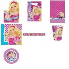 Barbie Design Party Tableware and Decorations Choose Required Item