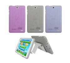 View Stand Holder + TPU Gel Skin Case Cover for Acer Iconia One 8 B1-850 Tablet