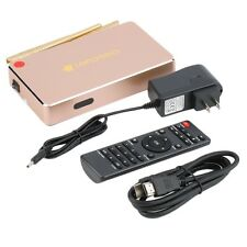 Eight Core CPU Wireless Android Set TV Box Player 8GB 1080P WIFI Media BT BN