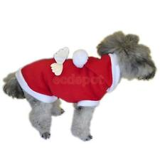 Pet Dog Puppy Hoodie Clothes Angel Wing Apparel Coat Fancy Costume Outfit XS-XL