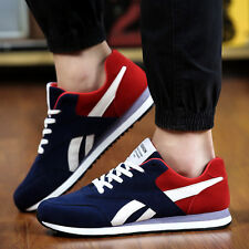 Men's Casual Sneakers Sports Shoes Fashion Basketball Athletics Running Shoes