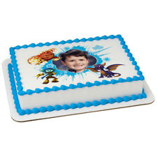 Skylanders edible image your photo custom frosting cake topper icing #58221