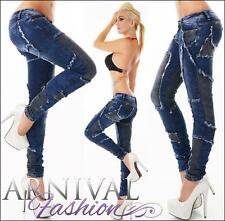 NEW SEXY LADIES RIP JEANS skinnies online WOMEN'S DESTROYED DENIM JEAN HOT PANTS